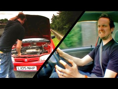Driving A Car With No Oil #TBT - Fifth Gear