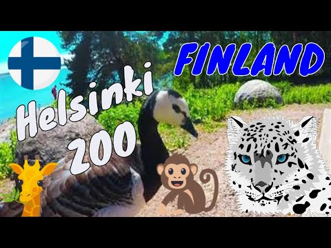 Helsinki Zoo Korkeasaari Finland