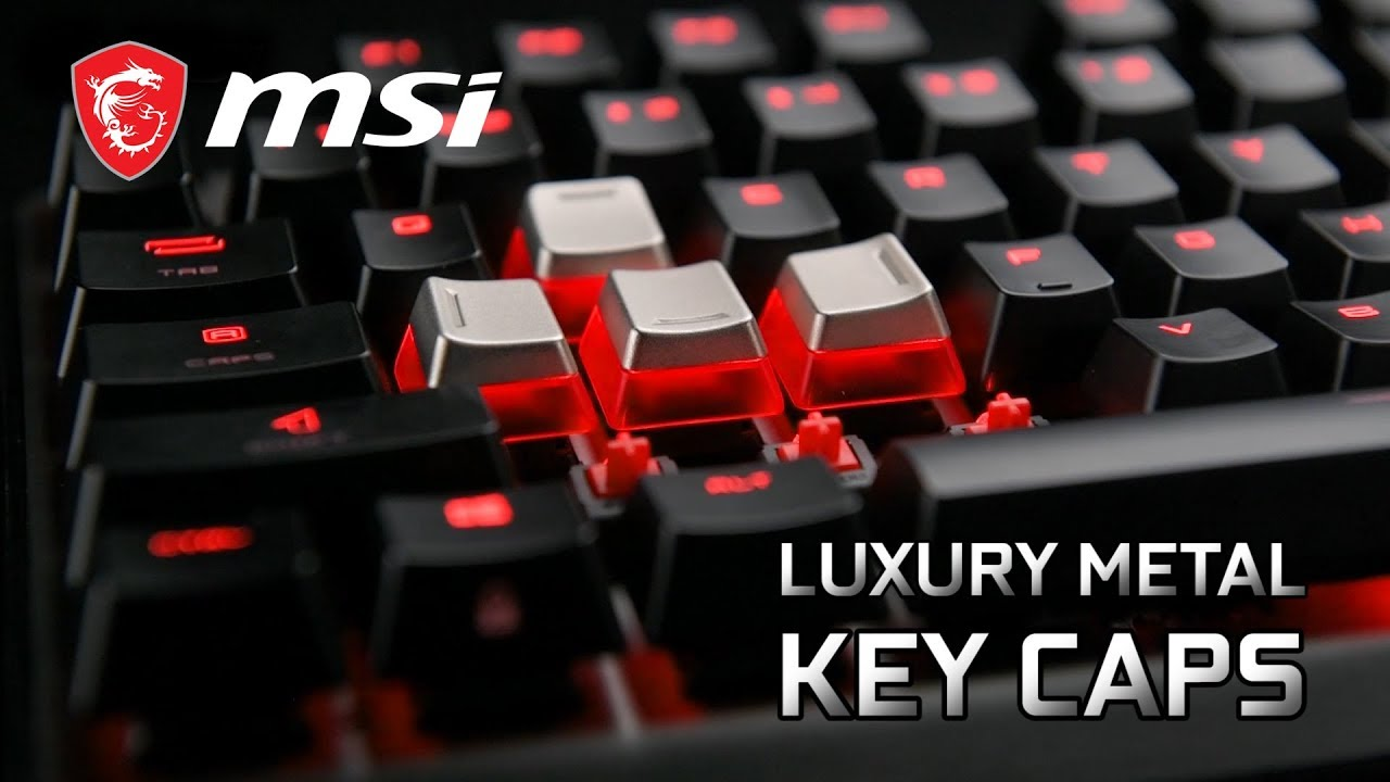 MSI VIGOR GK60 – A Solid Base For Gaming | Gaming Gear | MSI