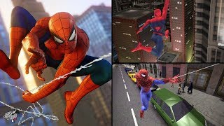What Makes a Good Spider-Man Game?