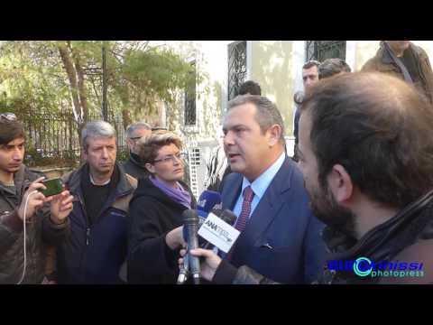 Αναβλήθηκε η δίκη Κουρτάκη - Τζένου λόγω κωλύματος του συνηγόρου