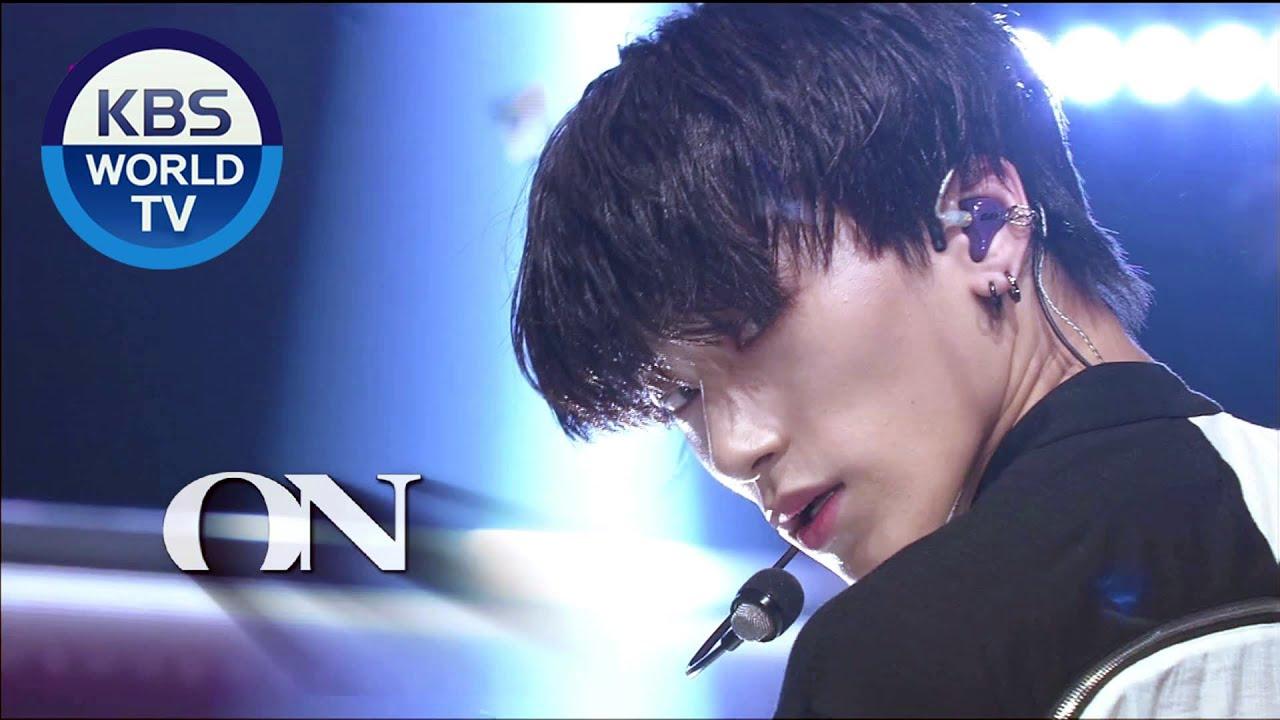 Download ATEEZ - ON (original song: BTS) [Music Bank / 2020.06.26]