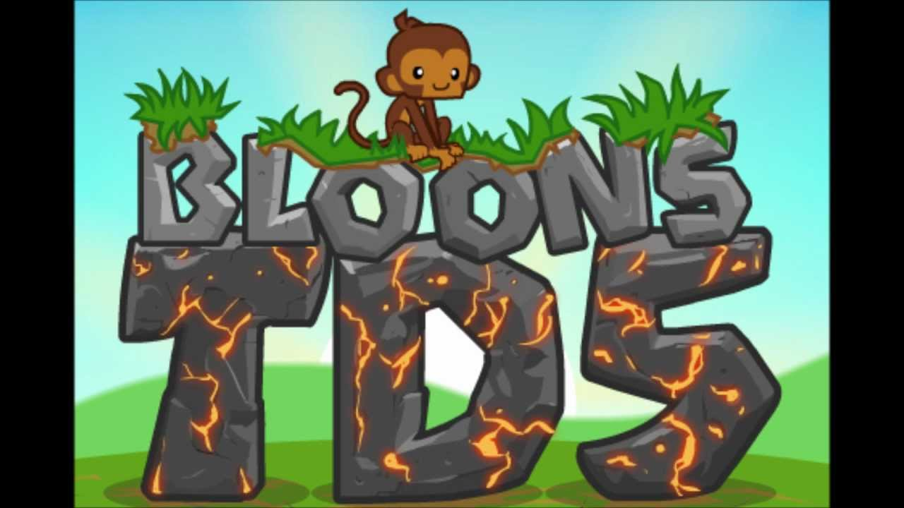 Bloons tower defense 5 main menu theme music youtube