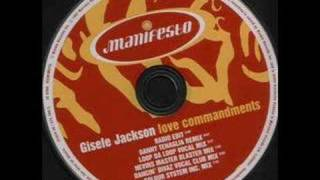 Gisele Jackson - Love Commandments (Loop Da Loop vocal mix)