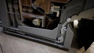 Ремонт тросика дверцы посудомоечной машины бош Bosch