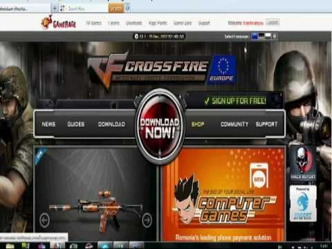 how to change password in crossfire that cannot be changed