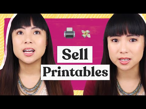 Printables Business: How to Start Your Own Digital Products Shop!