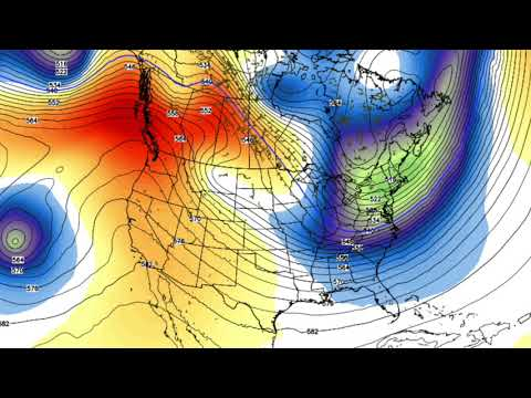 January 1, 2018 Weather Xtreme Video