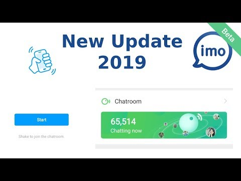 Imo Chatroom New Update 2019 || Imo Beta New Update || Chat With Stranger In Imo || Imo Video