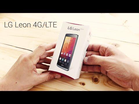 LG Leon 4G/LTE - Einsteiger-Smartphone im ersten Eindruck