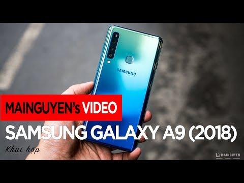 Samsung Galaxy A9 A920 (2018) - Thông tin chi tiết - MaiNguyen vn