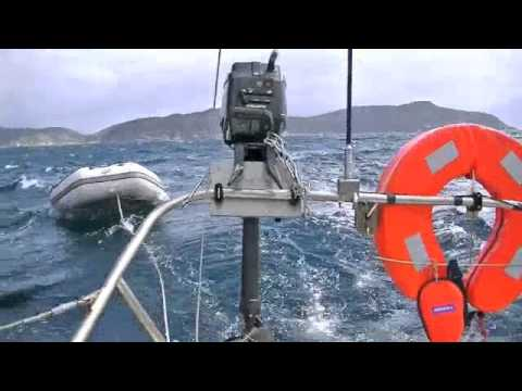 Sailing from Williamstown to Deal and Flinders Island