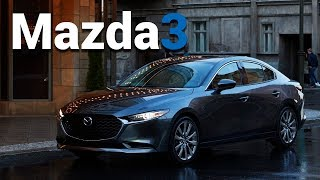 Mazda 3 2019 - Cada vez más cerca de los premium
