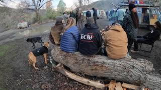 Shasta Snow Trip 2021- Team KCWs Experience