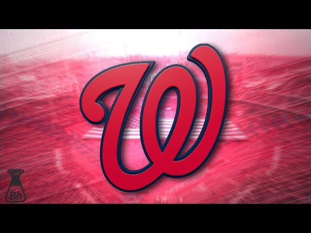 Washington Nationals 2017 Home Run Horn and Song