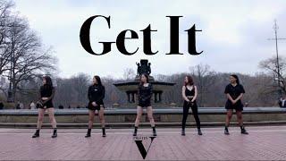 [KPOP in Public NYC] Pristin V (프리스틴 V) - Get It Dance Cover