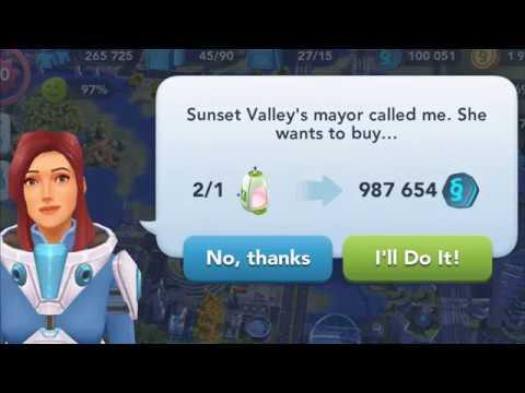 Как заработать много НЕОСИМОЛЕОНОВ в SimCity BuildIt 2017
