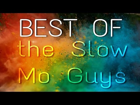 BEST OF THE SLOW MO GUYS