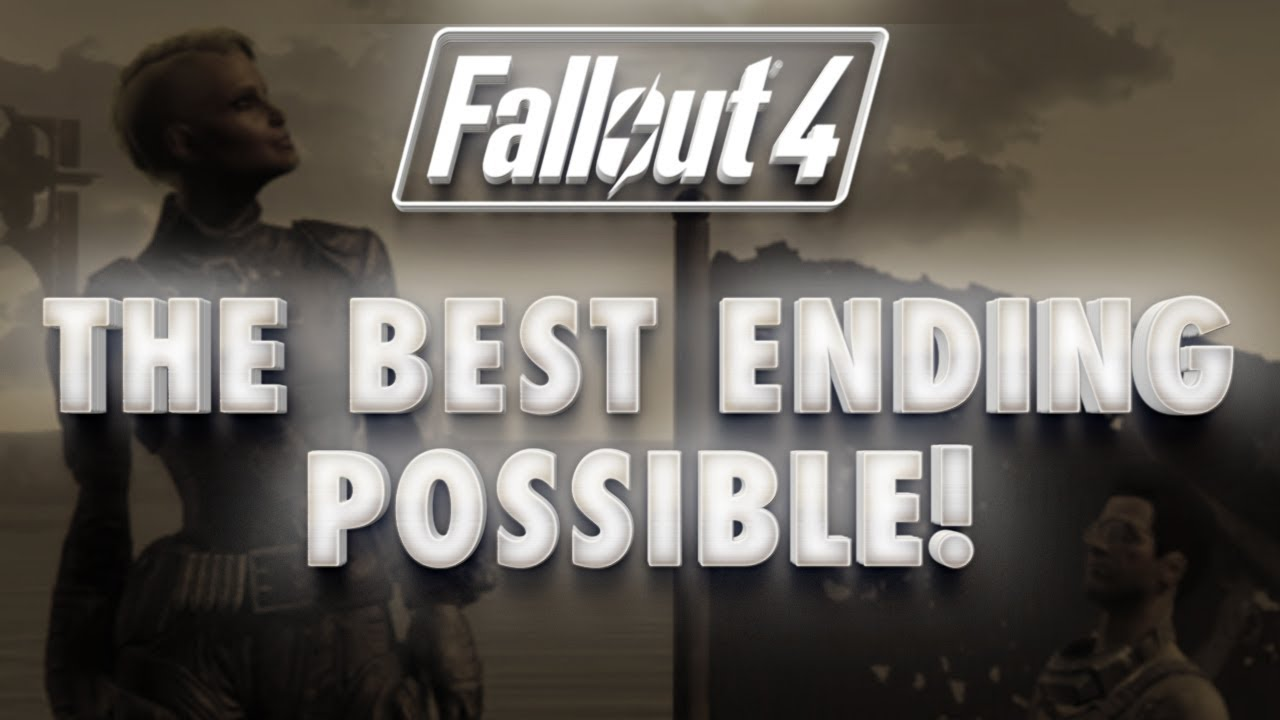 Fallout 4 Best 'Good Ending' Possible: Peace between Railroad, Brotherhood and Minutemen