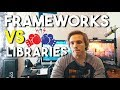Frameworks VS Libraries (Tech you NEED t