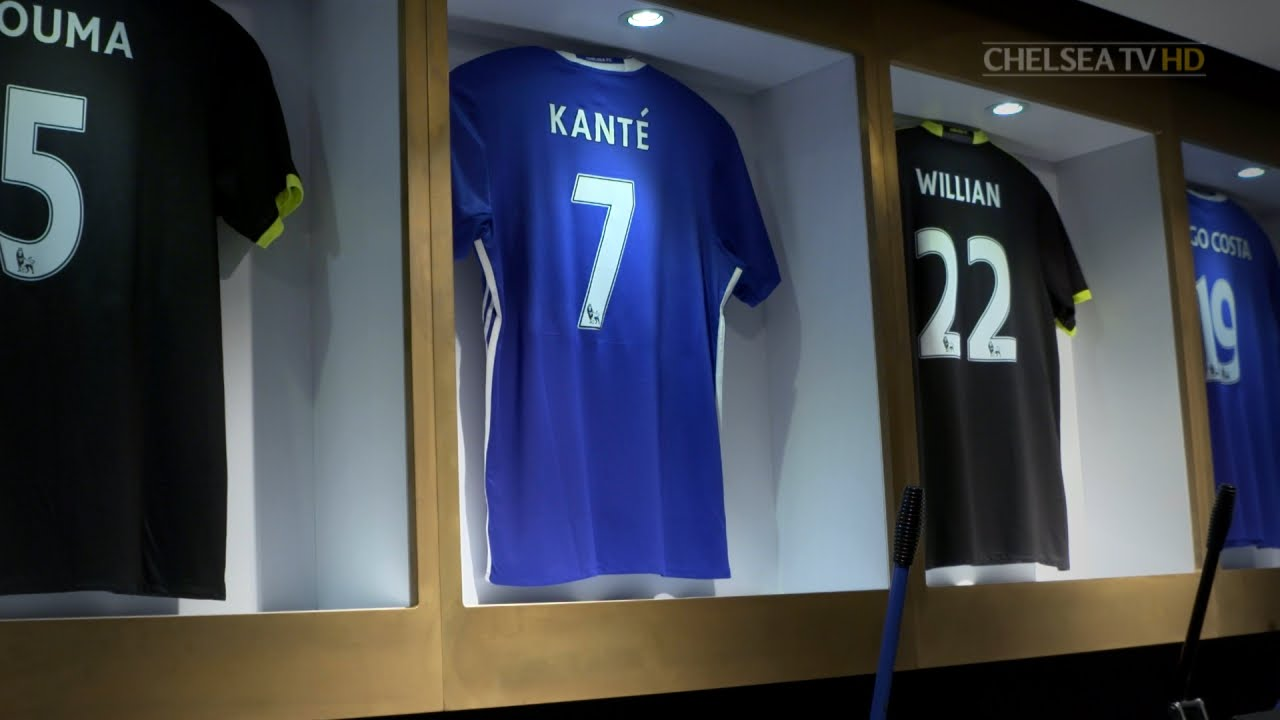 cheap for discount 04690 5d1e4 7 for Kante - Other Chelsea 7's
