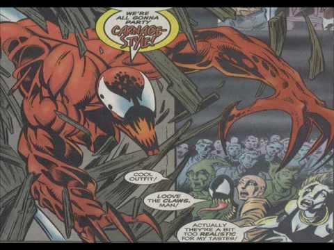 Ben Reilly VS Carnage (New Spider-Man Saga) - YouTube