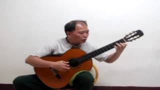 Mr.Chen 教父 電影主題曲 speak softly love  吉他演奏 classcial guitar