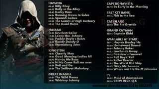 Assassın`s Creed IV Tüm Denizci Şarkıları