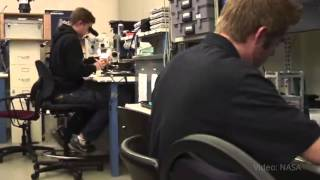 NASA Cube Satellites - Solid Conference 2015