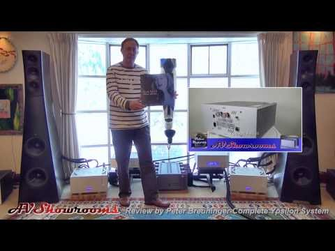Ypsilon Amplifier, Ypsilon Preamplifier, Ypsilon Phono Stage, Complete System Review