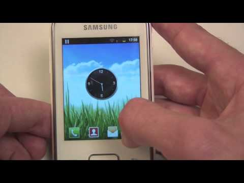 Samsung Galaxy Pocket hands-on
