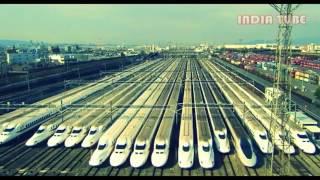 شاهد.. الهند تسعى لإنشاء قطار فائق السرعة