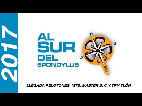 #AlSurdelSpondylus 2017 Llegadas en Pelotones
