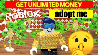 GET UNLIMITED MONEY with a ROBLOX Adopt Me Money Tree Farm