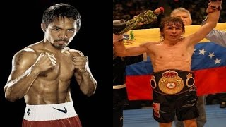 Fantasy Fight: Manny Pacquiao vs Edwin Valero