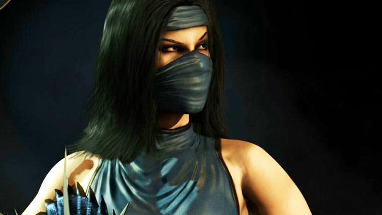 Kitana Mk2 Mortal Kombat X - How ...