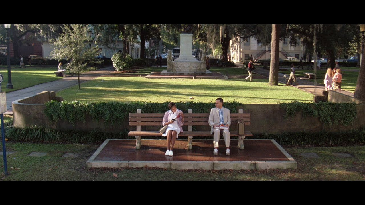 Forrest Gump IMAX® Trailer - YouTube