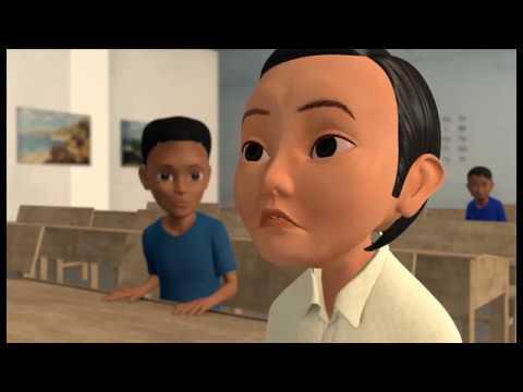 Basoeki Abdullah Film Animated