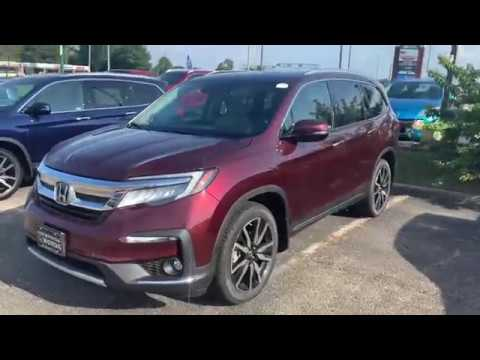 2019 Honda Pilot Touring VS Elite (listed changes in description)