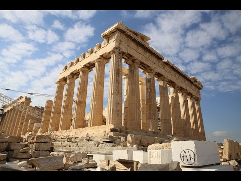 THE PARTHENON | Athens, Greece