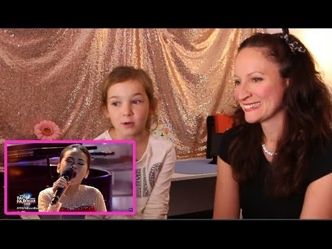 Vocal Coach REACTS to ESANG DE TORRES as Lea Salonga- On My Own