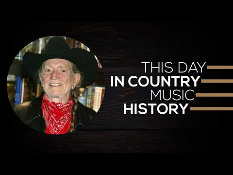 Willie Nelson, Eddy Arnold, Dierks Bentley | This Day In Country Music History