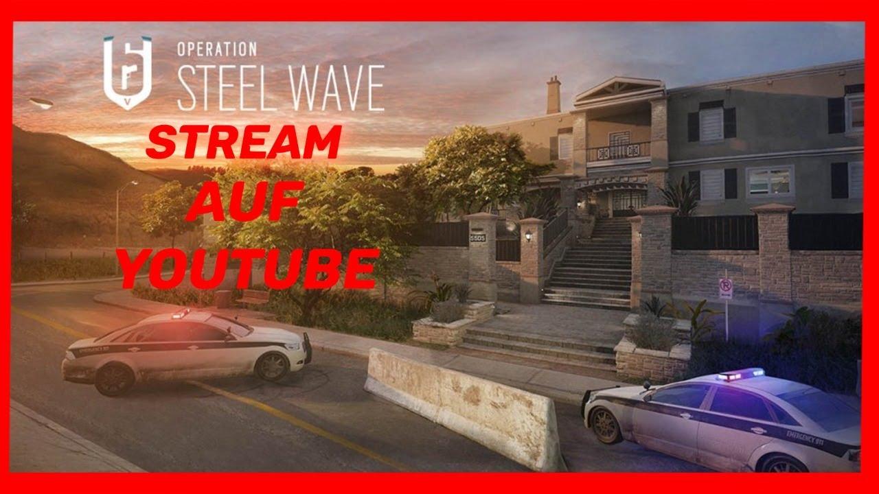 Rainbow Six Siege Stream | Neue Season!!! /Ger