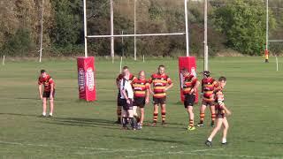 Ashford Rugby Club - Mighty Thirds 17 v 17 Canterbury V