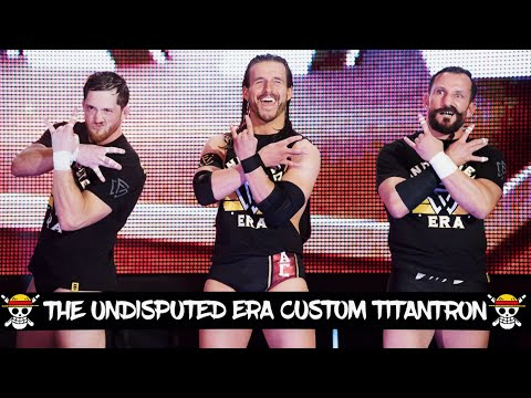 NXT: The Undisputed Era Custom Titantron (2017)