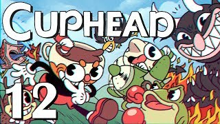 Cox n' Crendor play Cuphead Gameplay Part 12 - The End?