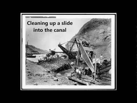 Panama Canal Controversies and History from News Accounts