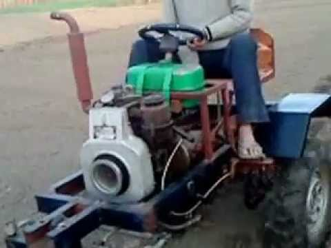 Low cost Tractor of india