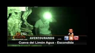 AVENTOURANDO-CUEVA DEL LIMÓN Huehuetenango