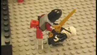 lego ninja-the underground fortress 2